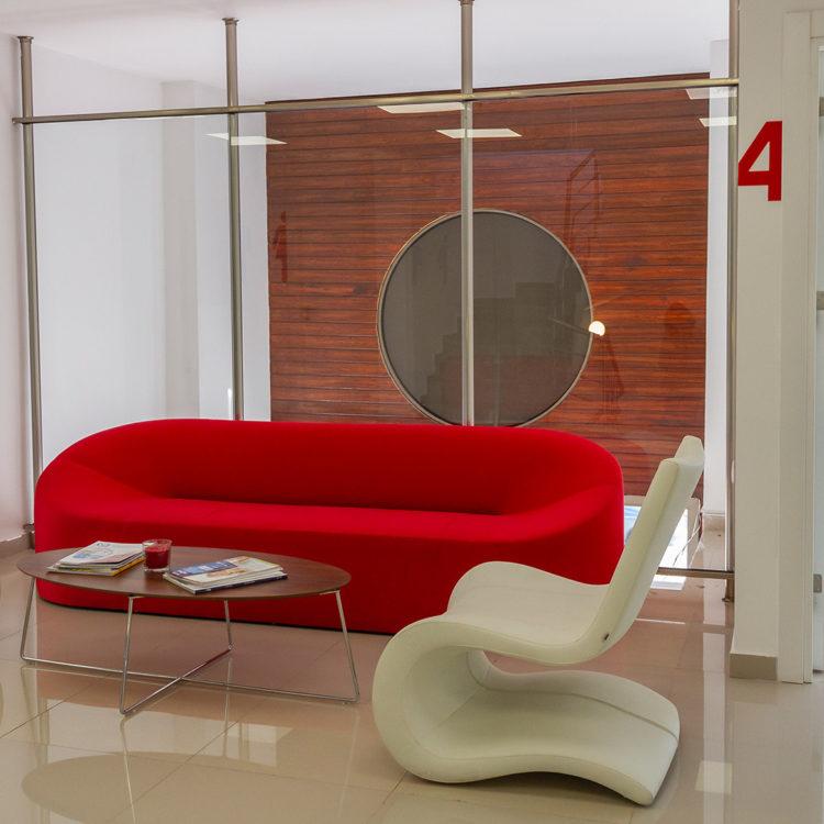 Upper Floor Lobby